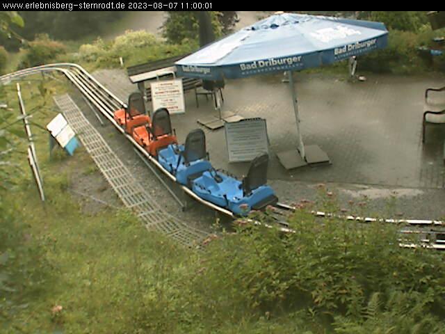 Ski Lift in Olsberg-Bruchhausen an den Steinen